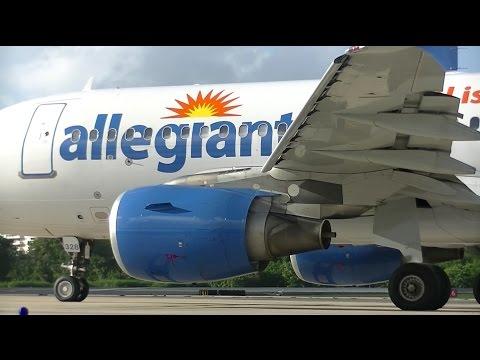 TJSJ Spotting: Allegiant A319!