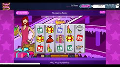 Shopping Spree Slot Game on Wizardslots.com