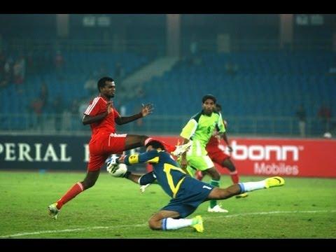 Pakistan Vs Maldives (Full Match): SAFF Championship 2011