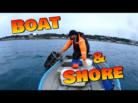 Boat & Shore Fishing