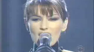 Shania Twain Man ! I Feel Like A Woman (Live)