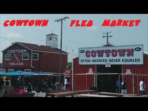 Cowtown Rodeo & Flea Market