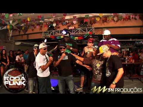 Homenagem a Baixada Santista Duda do Marapé e Daleste - Roda de Funk