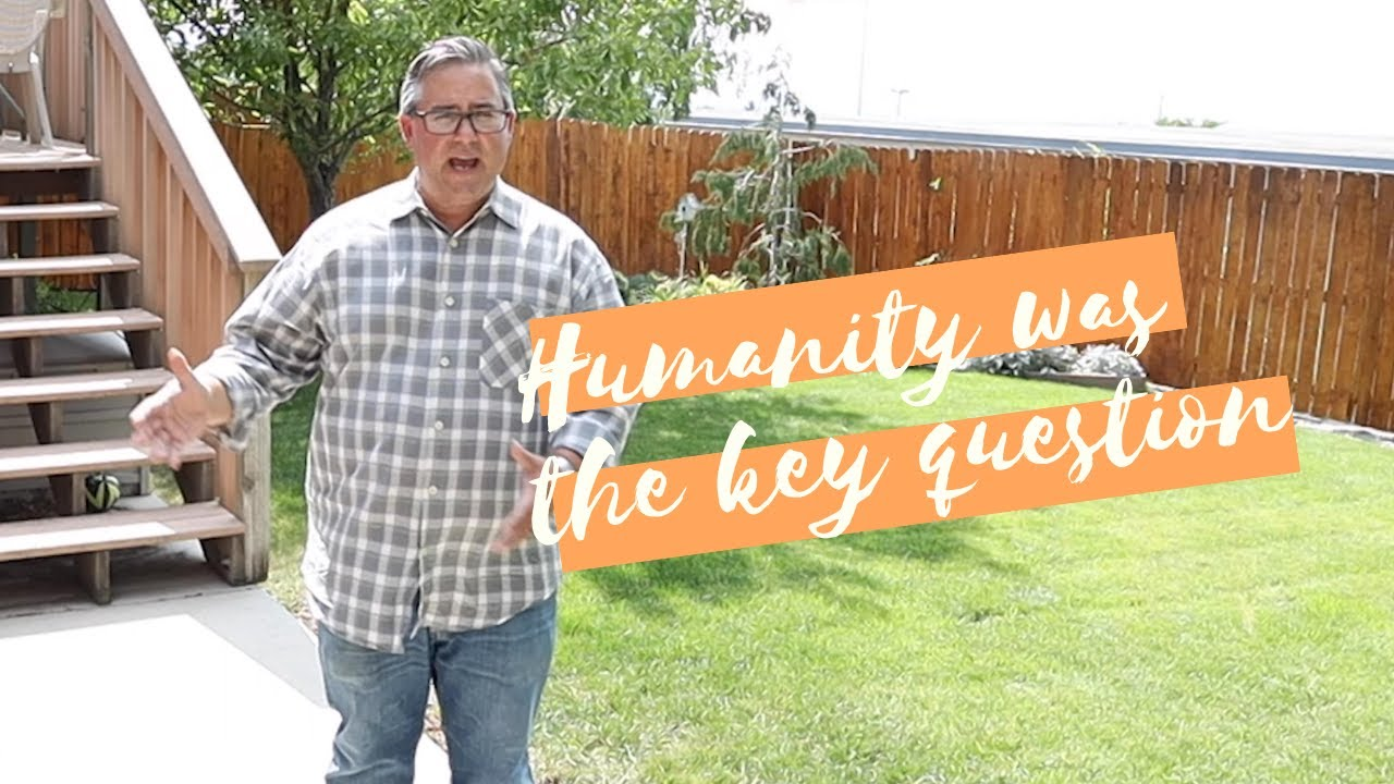 Vlog #28 - Our Shared Humanity is Our Starting Point - with Greg Johnson