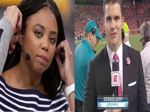 ESPN Failed Jemele Hill and Sergio Dipp
