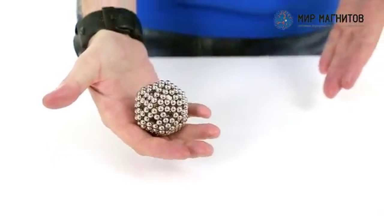 Мир Магнитов - Неокуб: инструкция как собрать неокуб! - YouTube