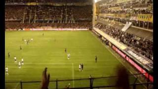 Canciones de Boca en la Bombonera-Golazo de Palermo-45 metros!! Boca  -Velez