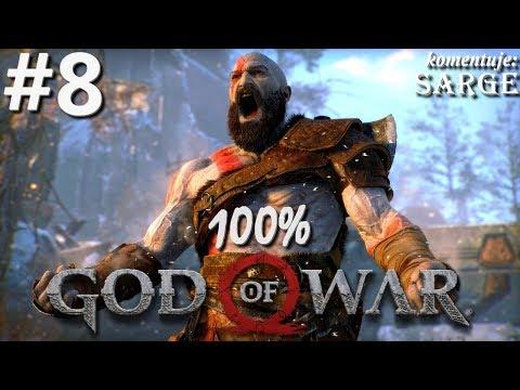 Zagrajmy w God of War 2018 (100%) odc. 8 - Gigantyczny Wąż Świata