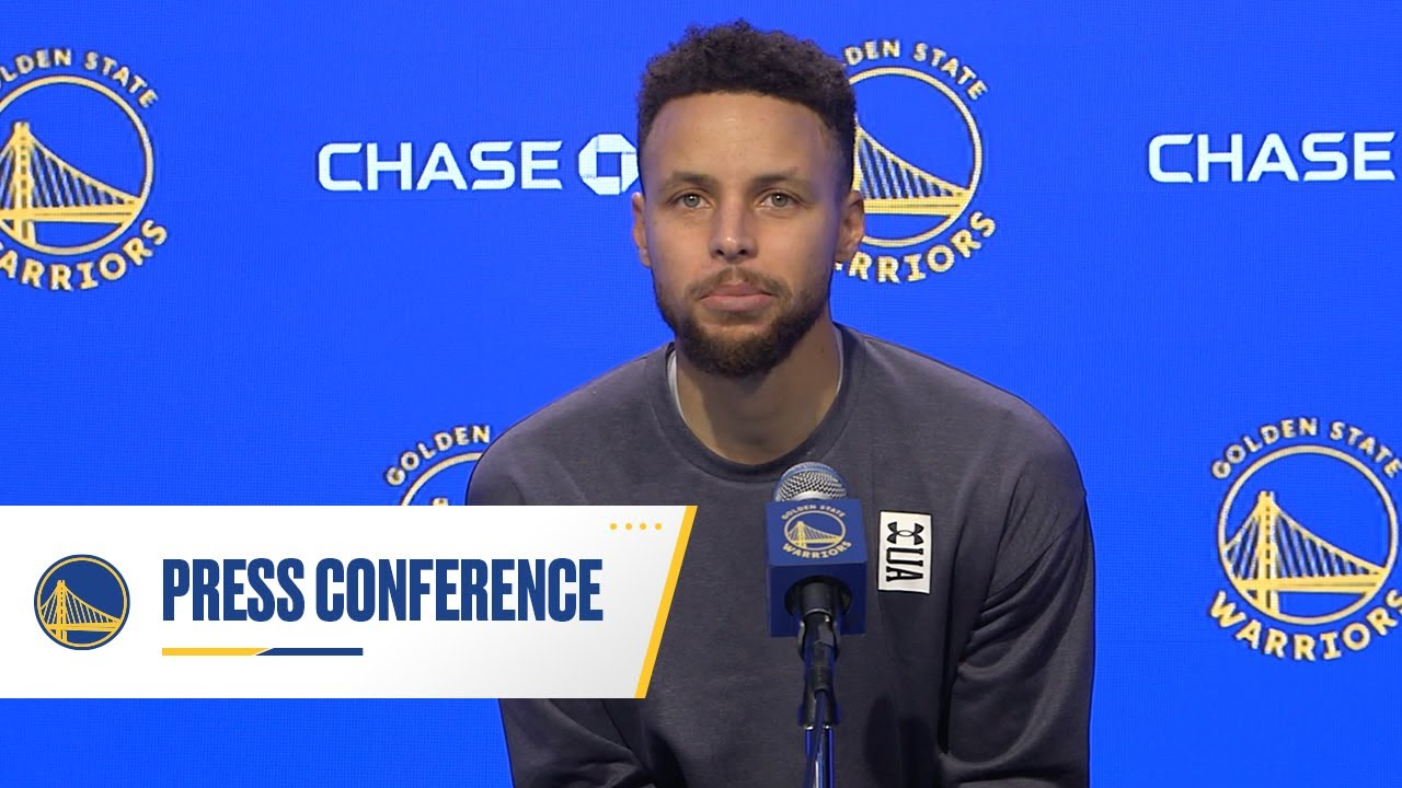 Warriors Talk | Stephen Curry Talks Oakland Forever & the Warriors' Win - January 20, 2021