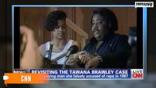 Tawana Brawley Paying Man She Falsely Accused of Rape