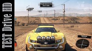 Chevrolet Camaro SS | Raid Spec - 2010 - The Crew - Test Drive Gameplay (PC HD) [1080p]