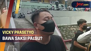 Vicky Prasetyo Bantah Bawa Saksi Palsu di Persidangan - JPNN.com