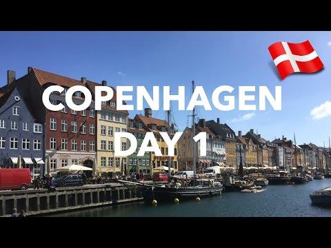 Copenhagen  - Generator Hostel, Tivoli Park (Day 1)