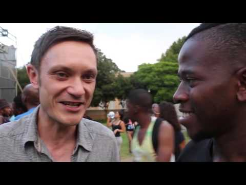 The Orientation    Televised   Wits O Week & Beer Garden 2015