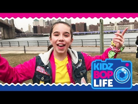 KIDZ BOP Life: Vlog # 22 - Liv Takes New York