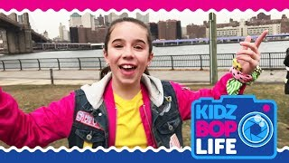 KIDZ BOP Life: Vlog # 22 - Liv Takes New York