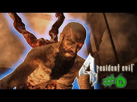FIGHTING THE BIG CHIEF | Resident evil 4 #6