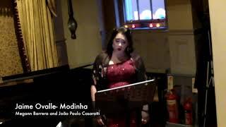 Jaime Ovalle - Modinha (Barrera & Casarotti)