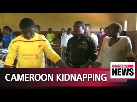 Armed men kidnap nearly 80 children in Cameroon