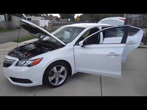 2014 Acura ILX Premium Pkg 2.0 Meticulous Motors Inc Florida For Sale