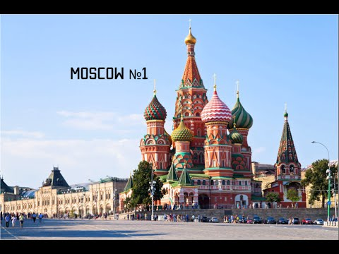 Russia - Moscow - Travel advertisement