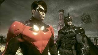 Batman Arkham Knight Memory