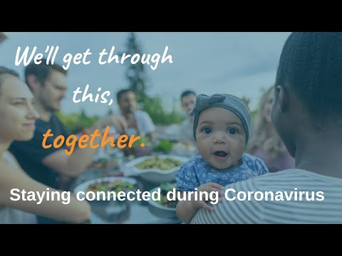 Keeping A Culture Of Connection During Coronavirus