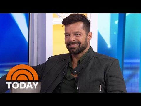 Ricky Martin Talks Las Vegas Residency, Upcoming Wedding | TODAY