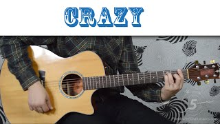 "How To Play ""Crazy"" by Willie Nelson/Patsy Cline"