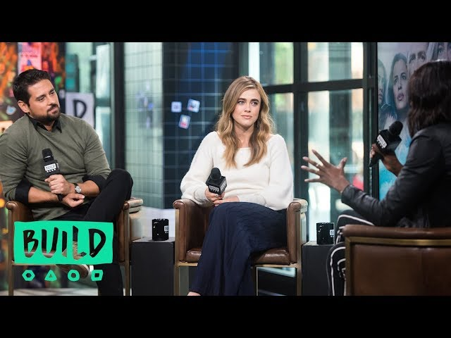 J.R. Ramirez & Melissa Roxburgh Discuss NBCs Manifest