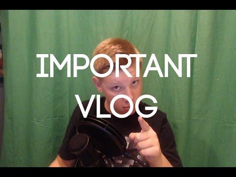 IMPORTANT VLOG | Vlog [6]