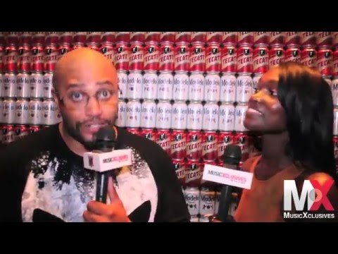 R Marcos Taylor (Straight Outta Compton) Talks Film Success, Suge Knight, Dr. Dre, Fav Music + More
