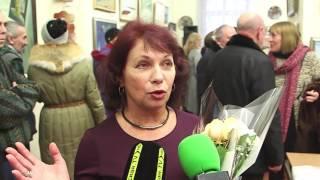 Шесть художников представили свои работы на одной выставке