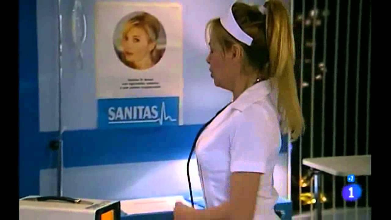 Ana Y Los Siete Capitulo 18 Fernando Y Ana En El Hospital Youtube