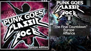 16. The Final Countdown-Europe (Punk Goes Classic Rock 2)