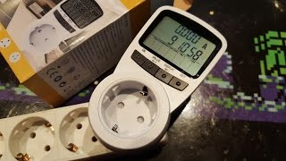 Review of the TS-1500 Digital Energy Meter