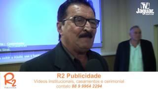 Depois de exercer Cinco mandatos Roberto Meneses recebeu a cidadania morada-novense