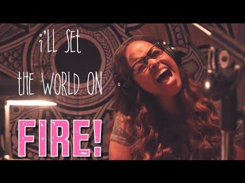 "Chrisette Michele Creates 5th Album | ""I'll Set the World on FIRE!"""
