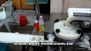 TY-810S 酥餅包子麵包製造機 meat bun sweet bread making machine