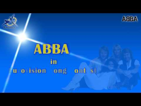 PRESENTATION - ABBA in Eurovision Song Contest !