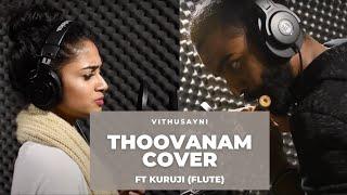 VITHU   Thoovanam   Music Cover ft. Kuruji