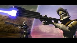 Клип Звёздные войны война клонов.