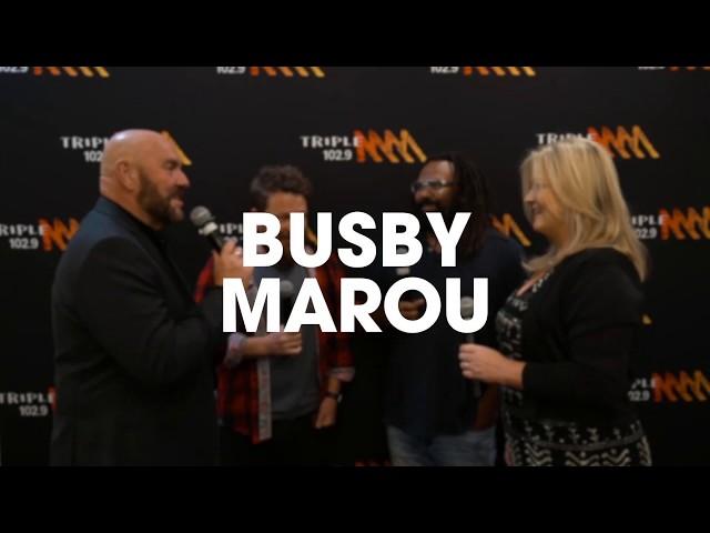 Tanya & Steve Interview Busby Marou | Jingle in July 2019 | Triple M