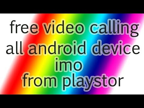 How To Download And Install Imo On Android Device Mobile Phone From Playstore .