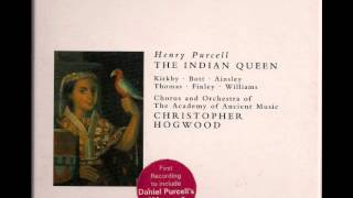 Henry Purcell - Indian Queen -  (Selected instrumental parts ) - Christopher Hogwood