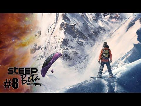 Steep Beta Gameplay - Ubisoft Annecy's Dare Challenge #2