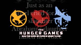 The Hunger Games (Songs from District 12 and Beyond) - Arcade Fire - Abraham's Daughter - Lyrics