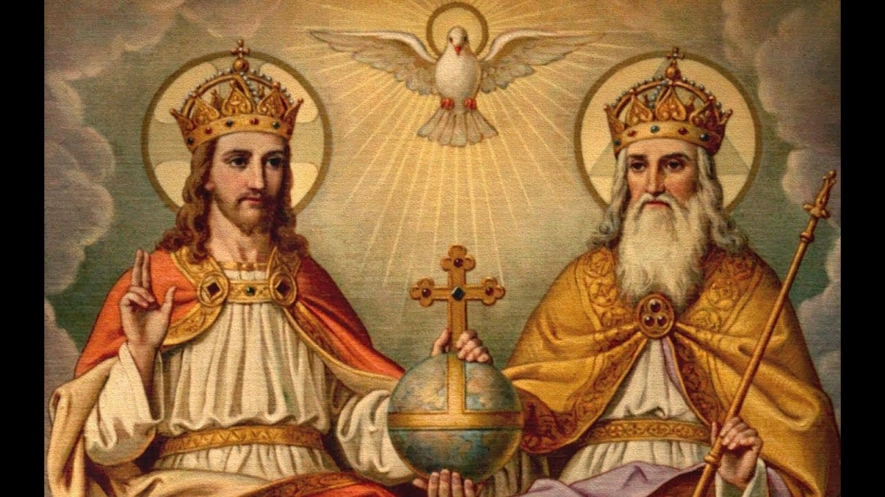 Image result for father son and holy spirit