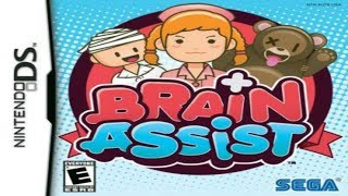 Brain Assist (NDS) Walkthrough Part 1 Ending