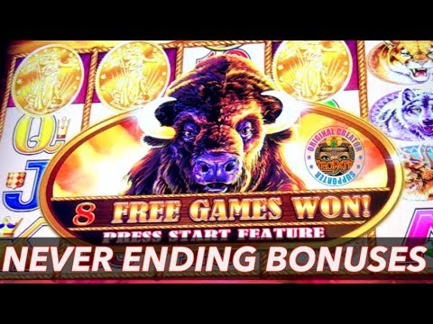 Buffalo Gold Amp 🥁dancing Drum Bonus Wins Graton Casino